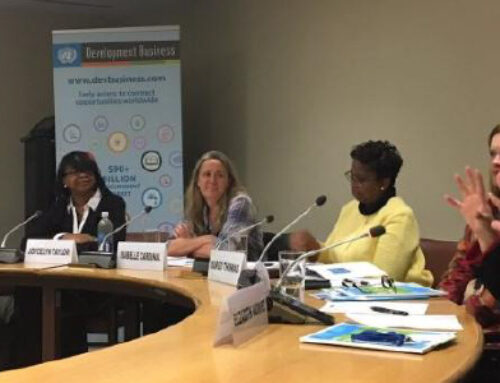 Empowering Women Through Procurement: Moving Beyond the 1%