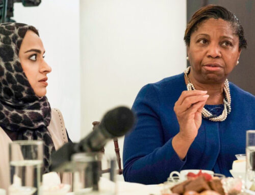 """UAE Gender Balance Council launched its """"Global Gender Circle"""" Initiative to Coincide with HLP Second Report during CSW61"""