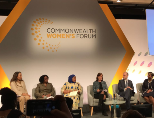 COMMONWEALTH HEADS OF GOVERNMENT MEETING – WOMEN'S FORUM (London, United Kingdom – April 16-18, 2018)