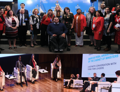 Women's Economic Imperative at the 2018 T20 Buenos Aires Summit