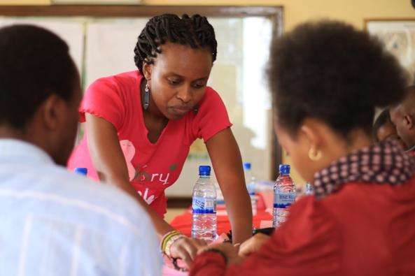 WEI Champion Spotlight: Hyasintha Ntuyeko